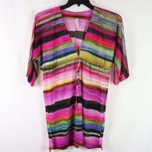 BLOWOUT PRICE LULI FAMA BATHING SUIT DRESS M (Y)